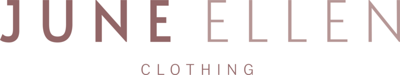 June Ellen Clothing Primary Logo