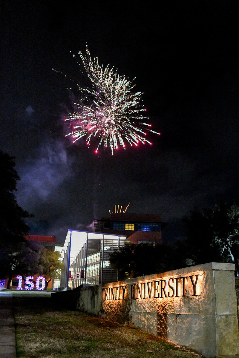 Trinity University 150th anniversary celebration