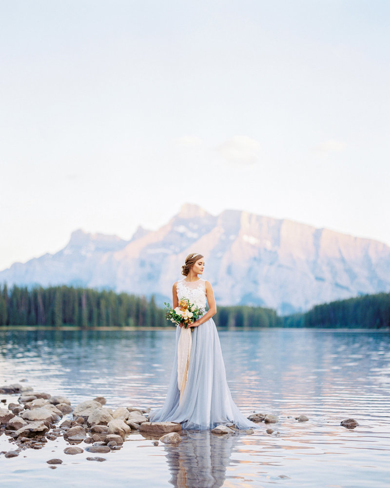 JoyWed Banff destination wedding