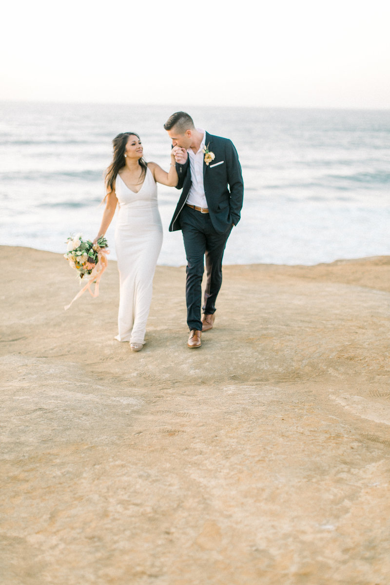 Sunset Cliffs Wedding Lauren Dixon Photography-39