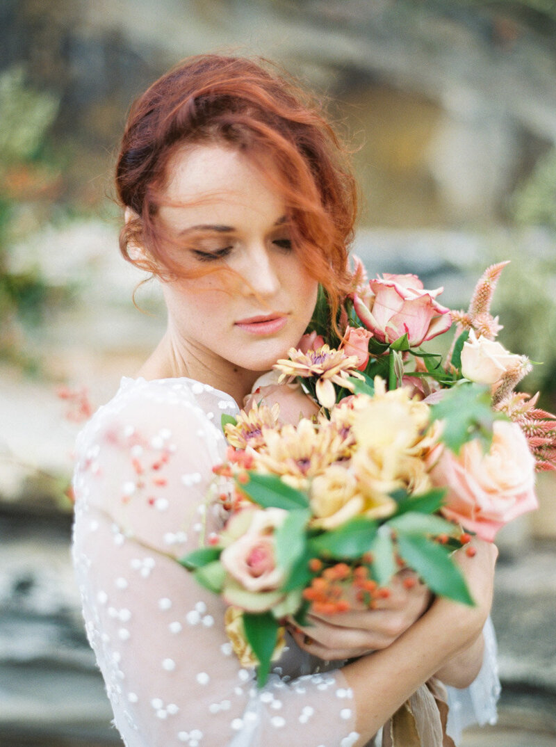Sydney Fine Art Film Wedding Photographer Sheri McMahon - Sydney NSW Australia Beach Wedding Inspiration-00033