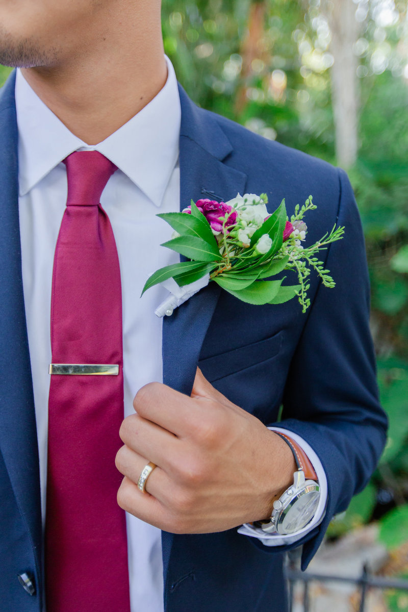 Garden Wedding | Redlands Wedding | Tennesse Gardens Wedding M&R 02 Groomals-4