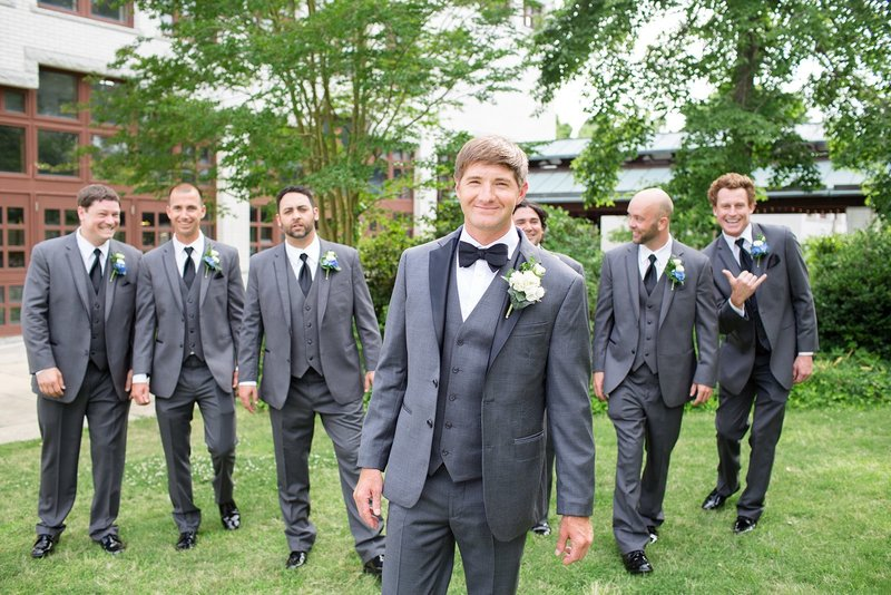 Amanda & Jay, Wedding Planner, Groomsmen, Blush Wood Studios