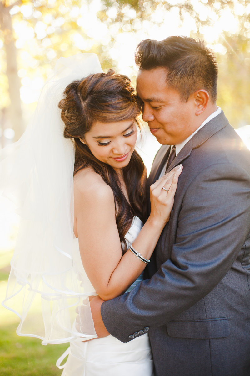 Millicent and RJ's Fullerton Summit House Wedding