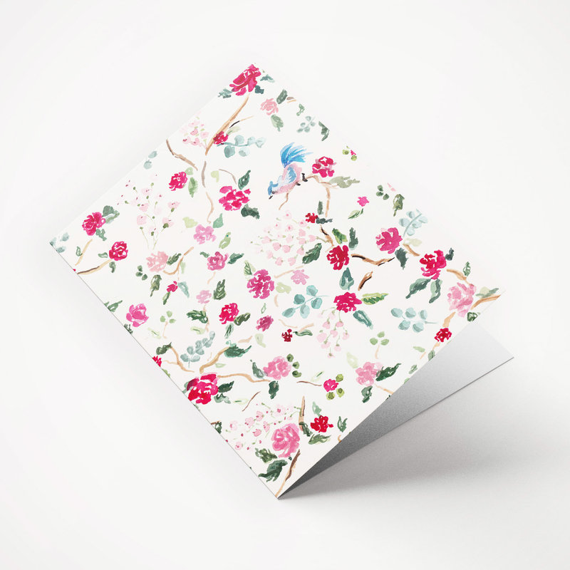chinoiserie file folder mockup