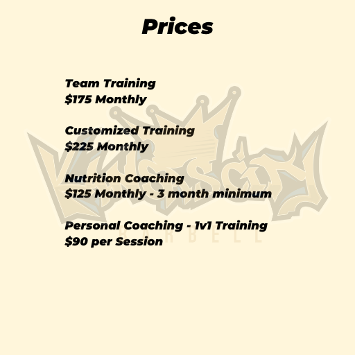 Copy of Coaching Prices (2)