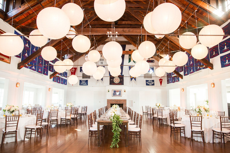 Bay Head Yacht Club wedding venue in NJ