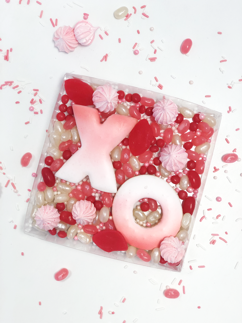 Whippt Desserts - Valentines Day 2019 Xs and Os Sugar Cookies