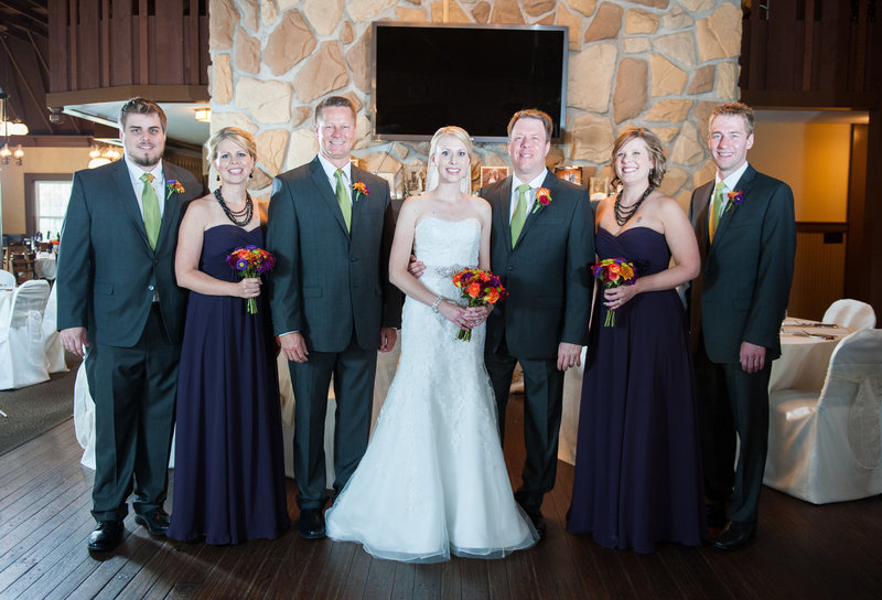 Oxbow Country Club Fargo Wedding Venue photographer Kris Kandel (1)