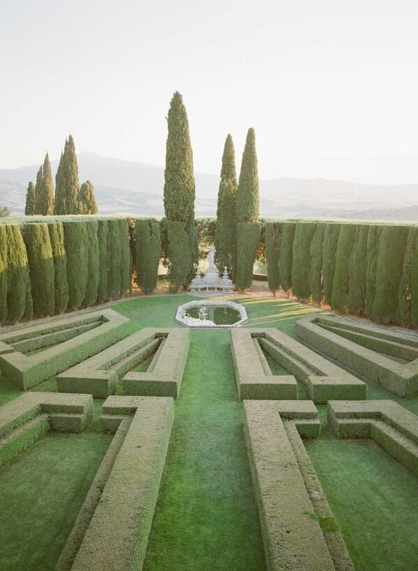 NKT Events Regional Venue Guide Tuscany_La Foce