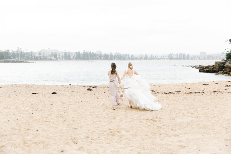 The Boathouse Shelly Beach, Manly Fine Art Film Elopement Wedding Photographer Sheri McMahon --00085