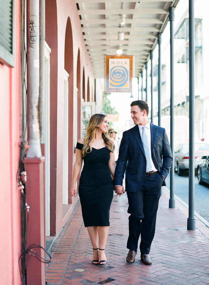 103-FRENCH QUARTER ENGAGEMENTS RAE MICHAEL
