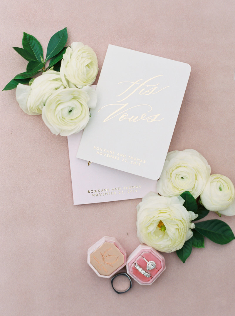 Ashley Rae Photography - Blush Invite Suite