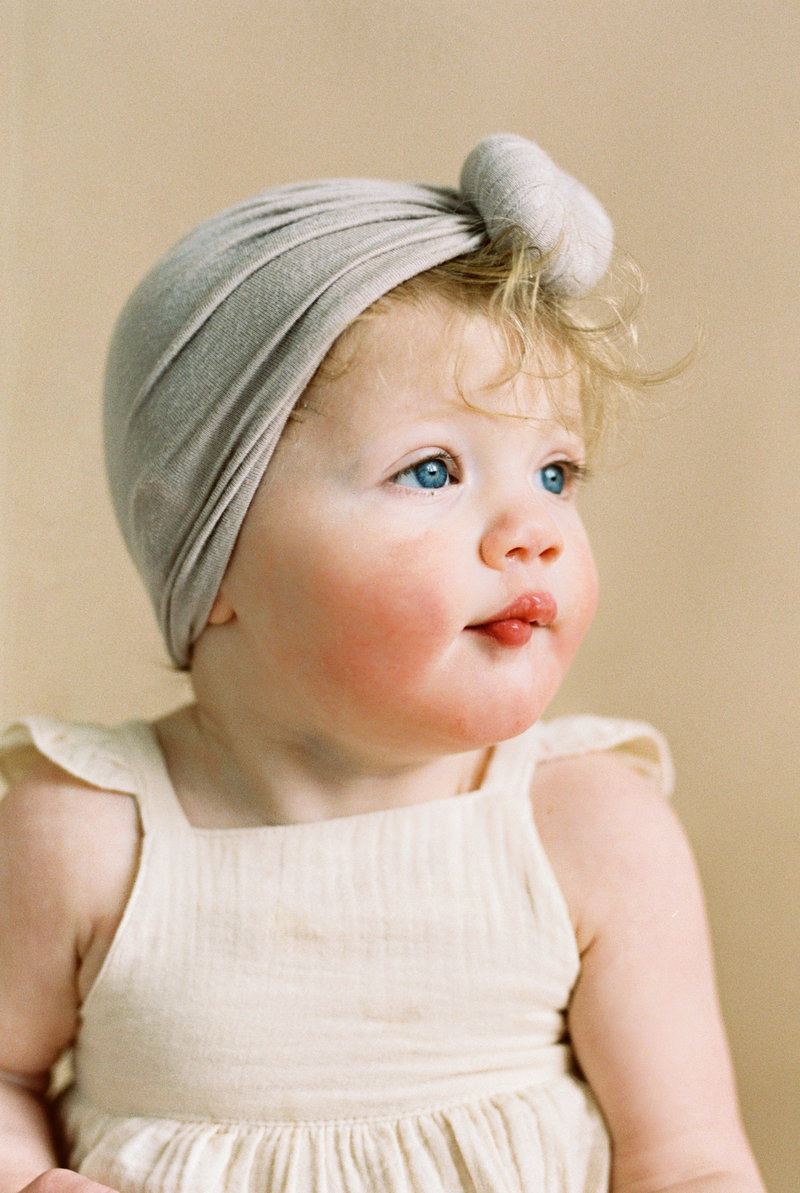 Fine Art Baby Photos on Film