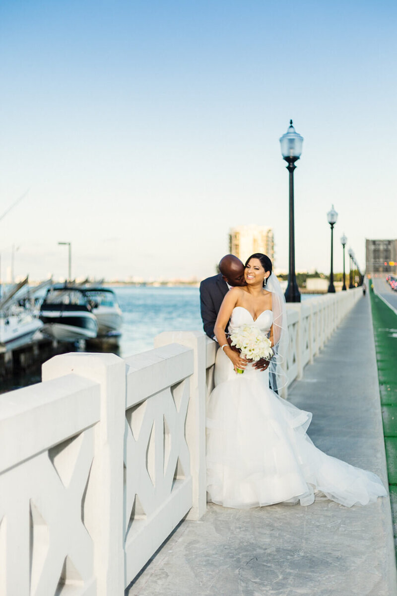 Wedding Photographers in Miami Review for White House Wedding Photography | Colorina & Anis | Briza on The Bay | Downtown Miami