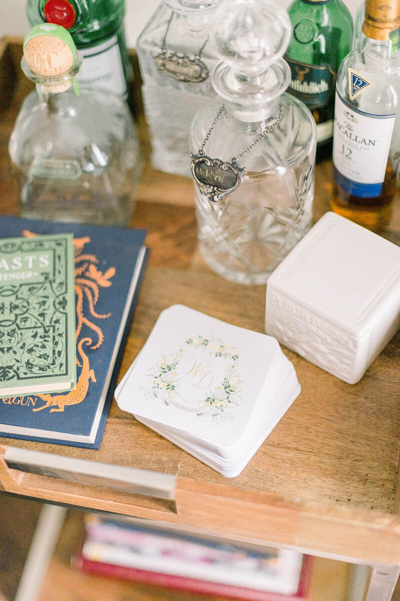 wedding-crest-bar-coasters-The-Welcoming-District