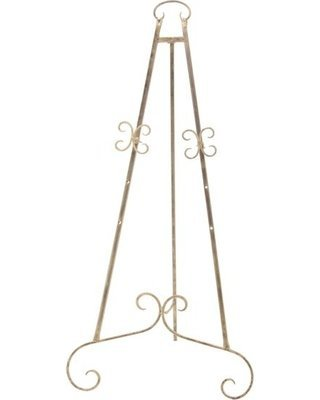 traditional-iron-scrollwork-design-tripod-display-easel-gold