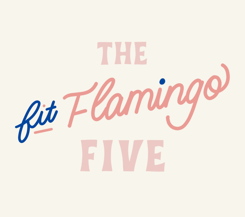 The Fit Flamingo At-home workouts