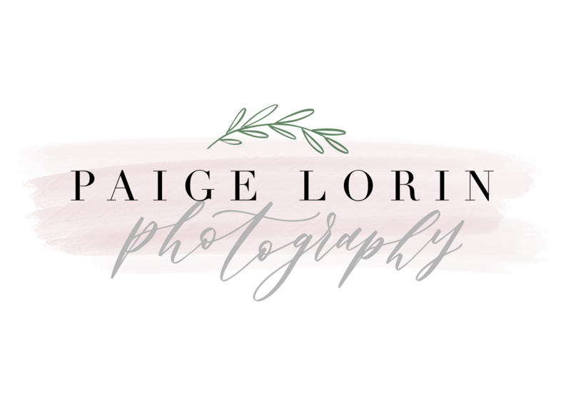 Paige Lorin Photography Logo
