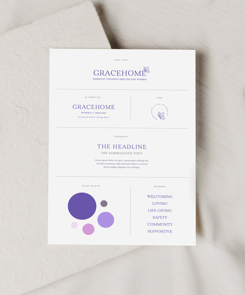 Gracehome | Semi-Custom Brands for the Social Entrepreneur | Studio Humankind
