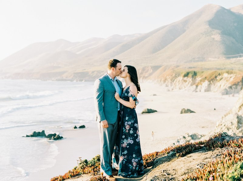 Big Sur Engagement Photos-7