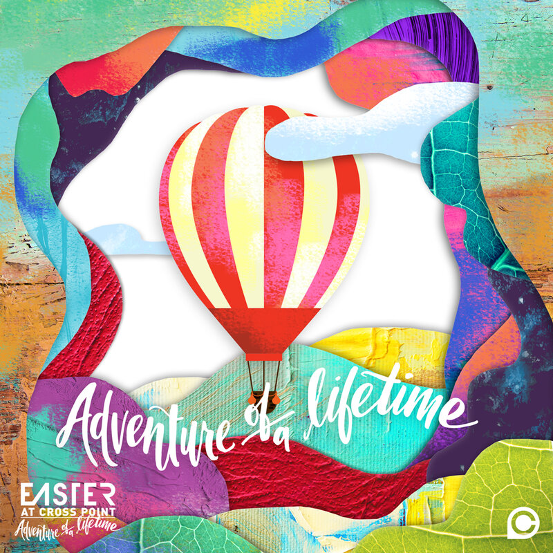 Easter: Adventure of a Lifetime Poster