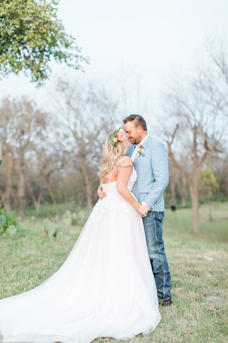 Intimate wedding in Utopia Texas Hill Country Wedding Venue photos by Allison Jeffers Photography_0054