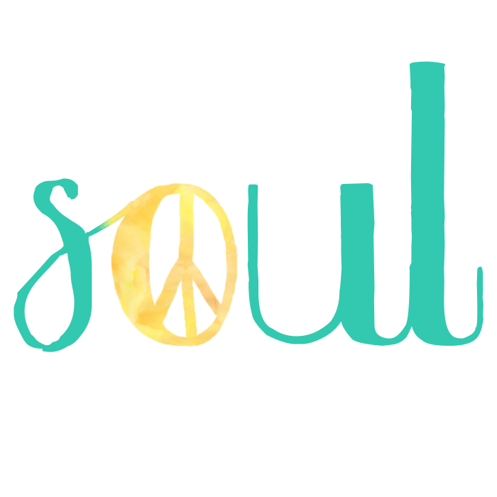 Momma Got Soul Photography Logo - Square White Text