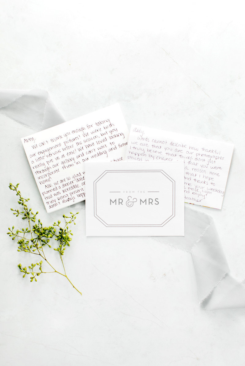 Wedding-Thank-You-Notes-from-the-Mr-and-Mrs
