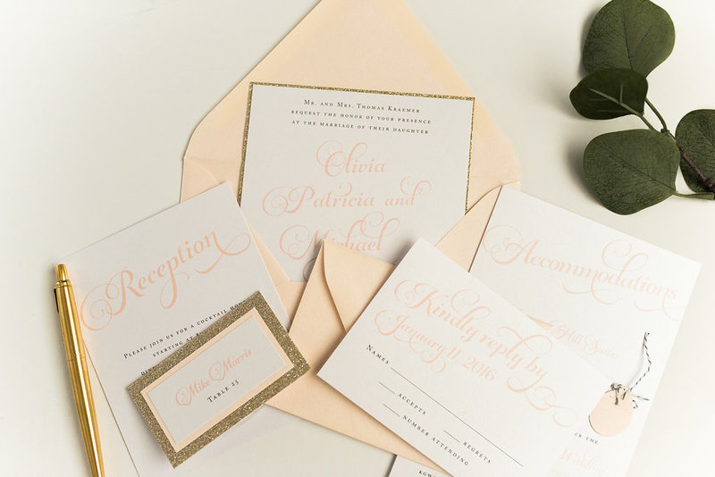 Hello Invite Design Studio - Cincinnati, Ohio Wedding Stationery Designer - Stationery Design, Stationery Designs - Photo - 111