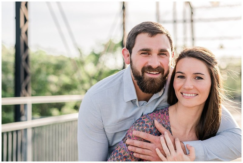 Faust Street Engagement | Holly + Cristian 002