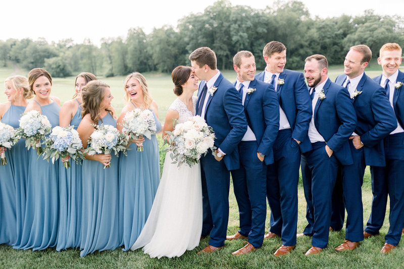 Arielle Peters Photography South Bend Wedding Photographer