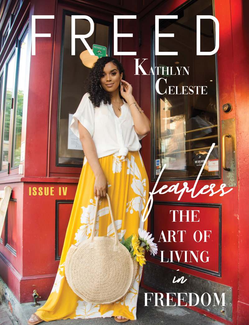 FREED Magazine FEARLESS Issue IV - Content Review