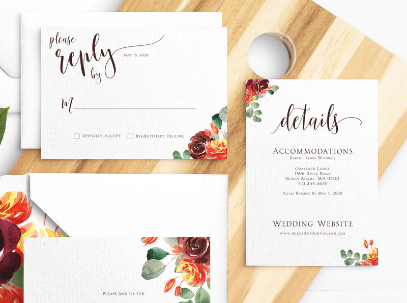 fall_floral_wedding_cards