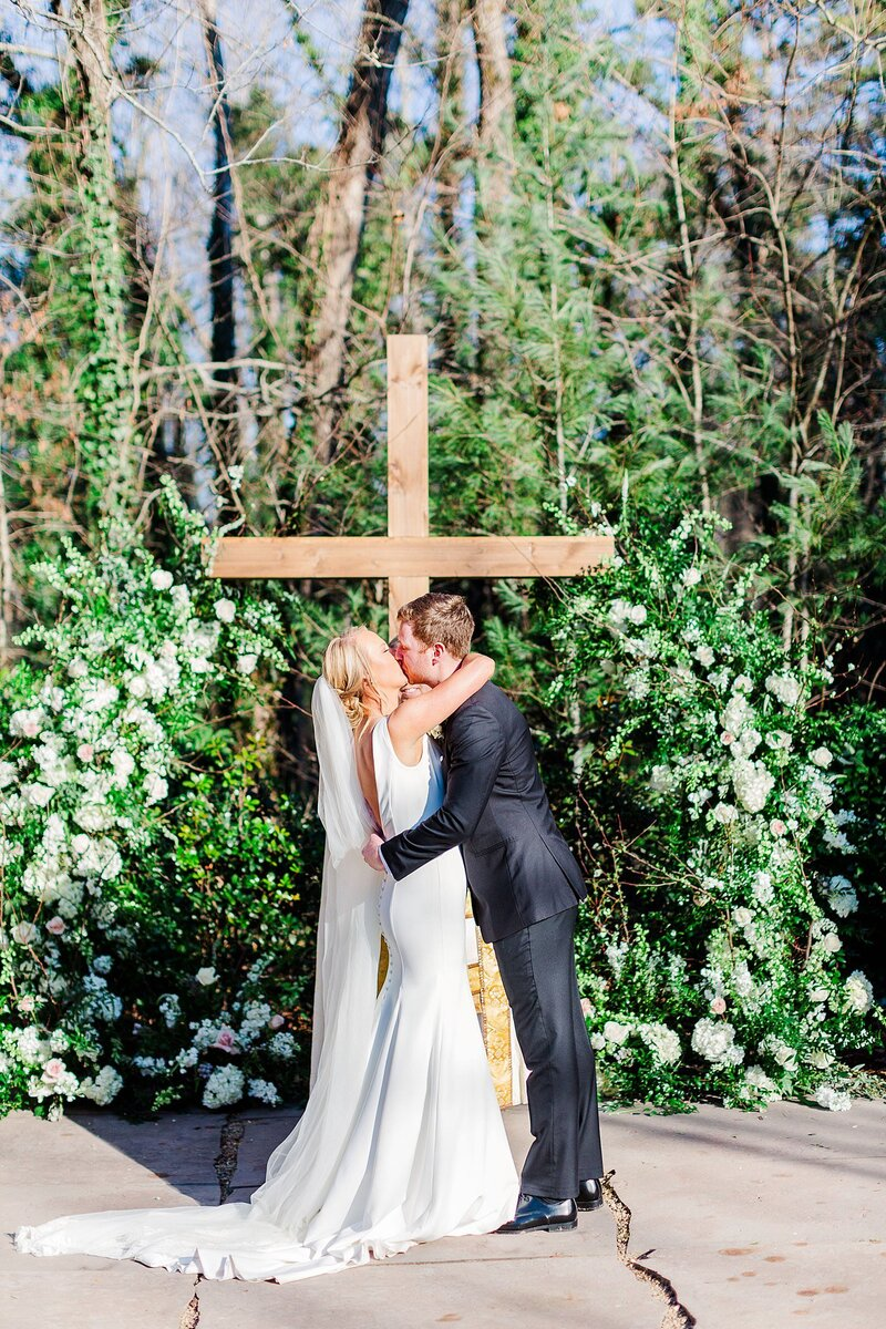you may kiss the bride by Knoxville Wedding Photographer, Amanda May Photos