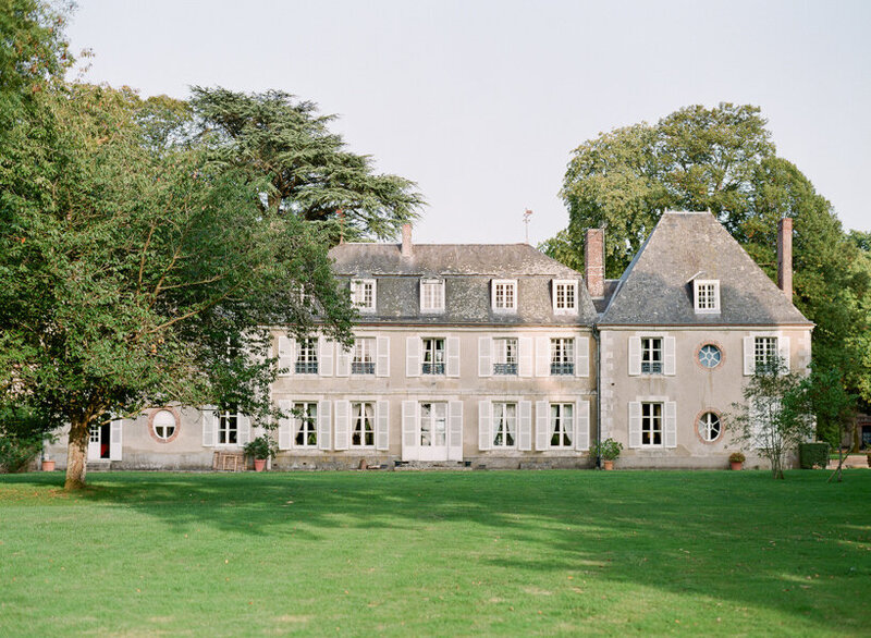 Trouwlocaties in Frankrijk Chateau de Bouthonvilliers Alexandra Vonk-4