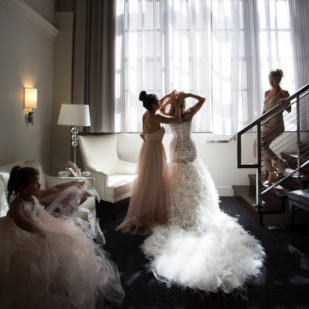 This Kansas City Wedding Photographer got an amazing review.