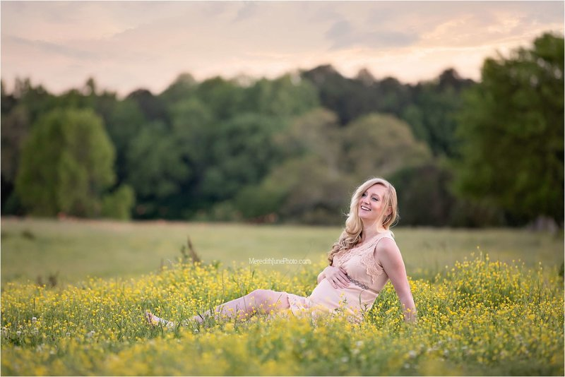Charlotte Maternity Photographers