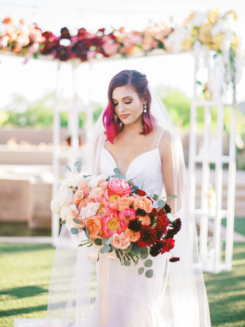 Four Season's Styled Shoot Summer Ombre-0047