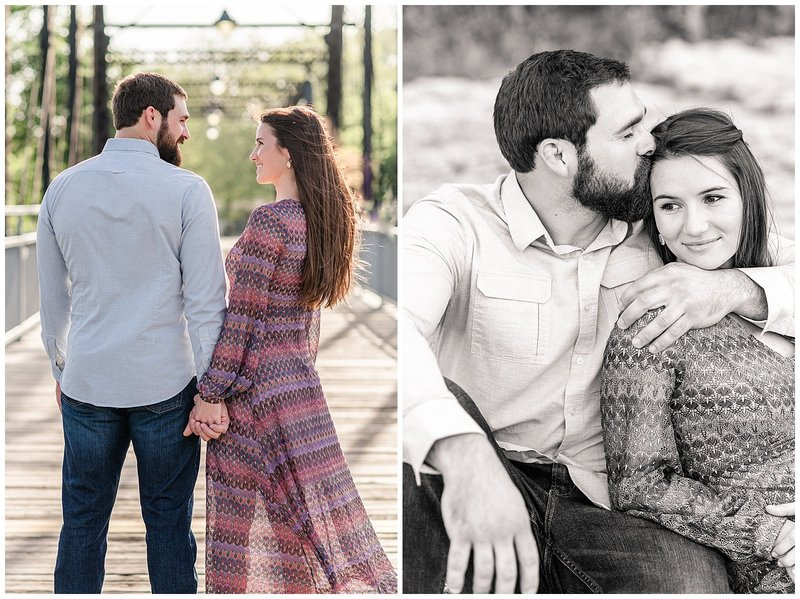 Faust Street Engagement | Holly + Cristian 17