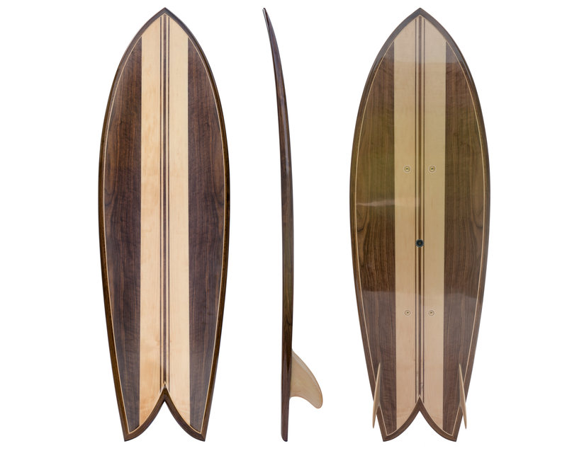Yeo Photographer Commercial Red Leaf Surfboards