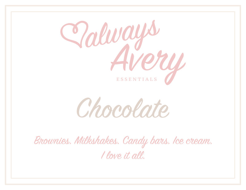 Essentials Template - chocolate 2