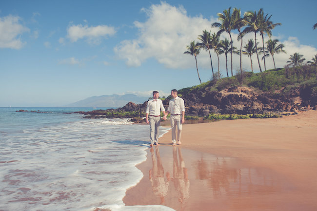 Beautiful Maui Beach Wedding Venue Po Olenalena