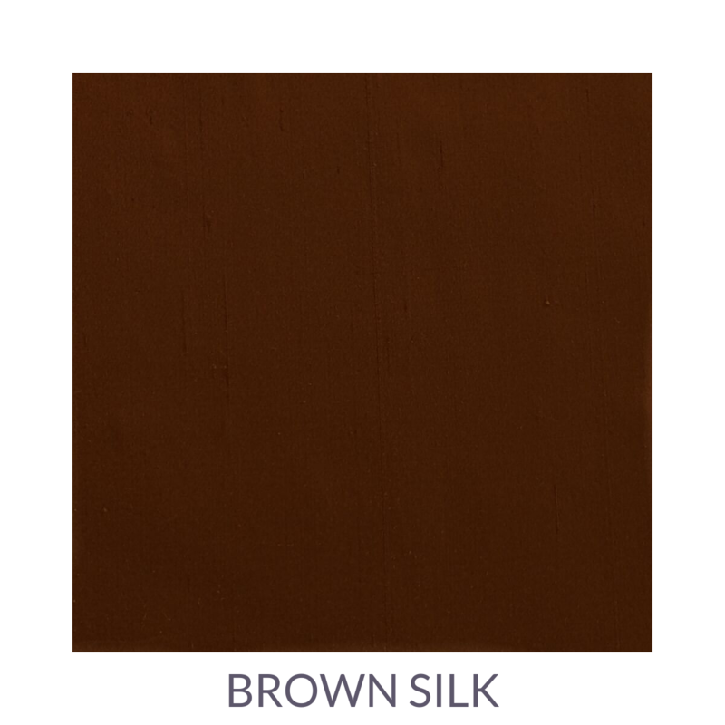 brown-silk