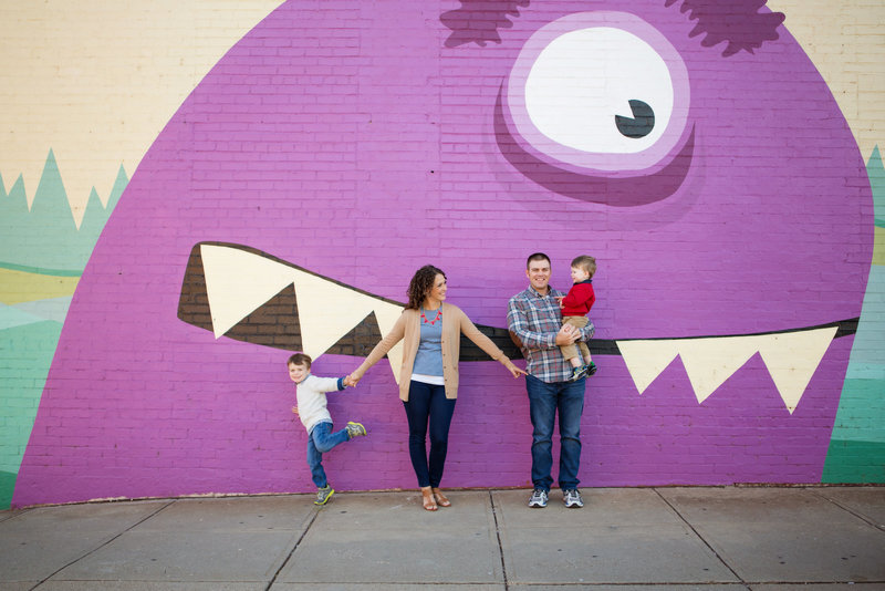 Urban Family Session