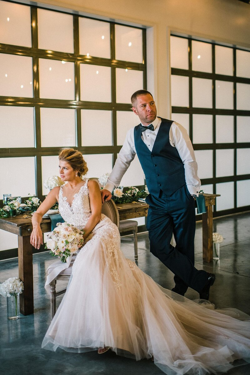 Magnolia Inspired Styled Shoot | Bridal Path Weddings and Events