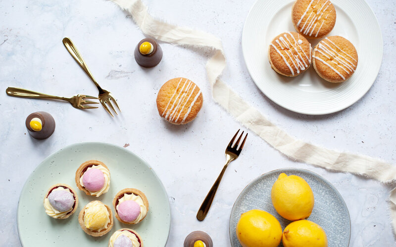 Bailey-and-Roo-Easter_Pastel_spring-food-styling-flatlay-photography-marks-and-spencer-pastry-pattiserie-6