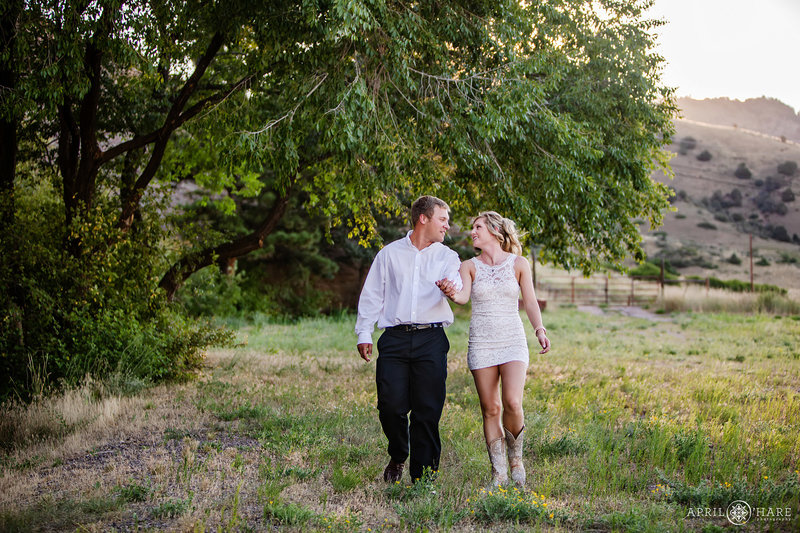 Colorado Wedding at The Fort Restaurant in Morrison