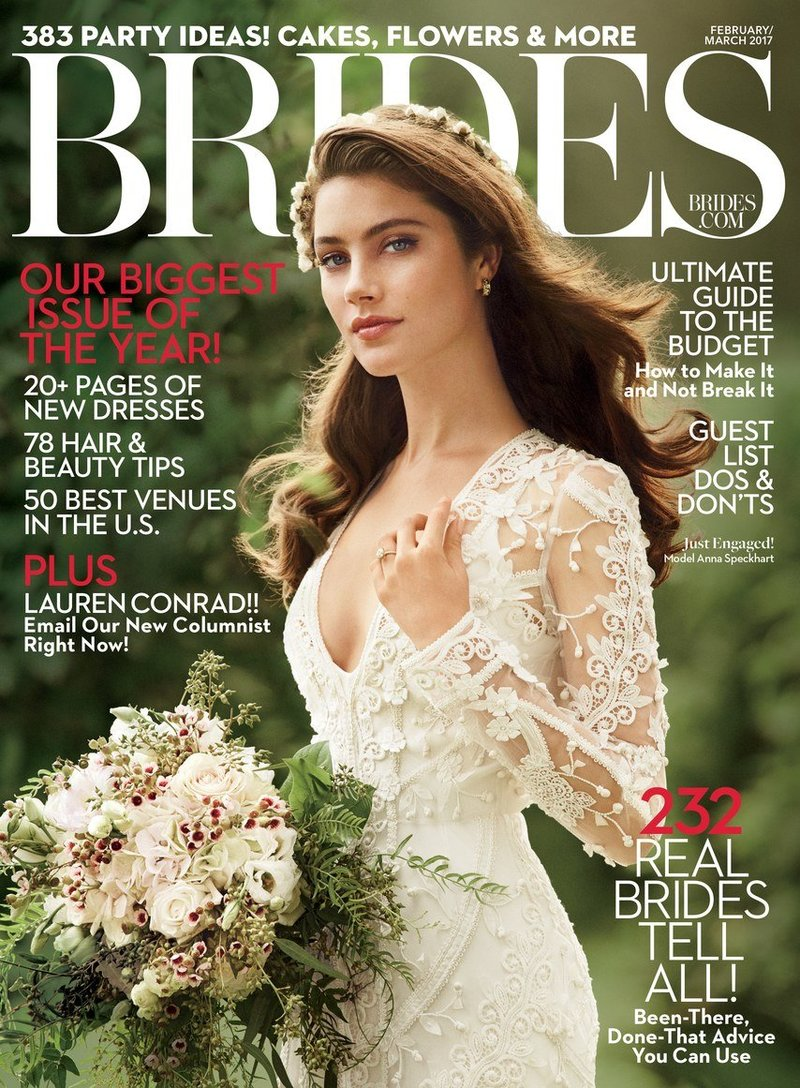 Brides Magazine Julian Ribinik Feature