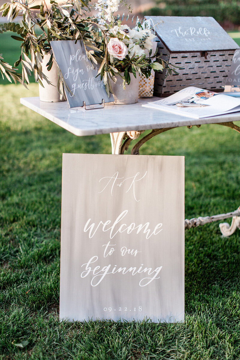 pirouettepaper.com | Wedding Stationery, Signage and Invitations | Pirouette Paper Company | Welcome + Unplugged Signs 30